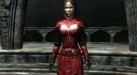 Skyrim — новые текстуры для брони вампира | Skyrim моды