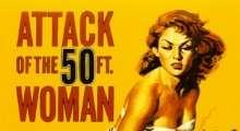 Fallout 3 — Атака 50-ти футовой женщины | Fallout 3 моды