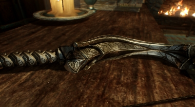 Skyrim — Реплейсер Лука Ауриэля (2K) | Skyrim моды