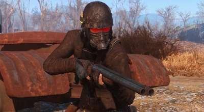 Fallout 4 — Броня НКР | Fallout 4 моды