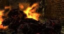 Fallout 3 — Сгорание трупов   Fallout 3 моды