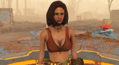 Fallout 4 — Оригинальная одежда для тел CBBE | Fallout 4 моды
