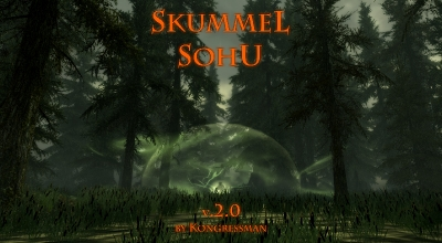 Skyrim — Skummel Sohu 2.06 | Skyrim Special Edition моды