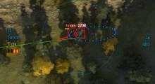 World Of Tanks 0.8.5 — Командирский прицел «Blue Light» | World Of Tanks моды