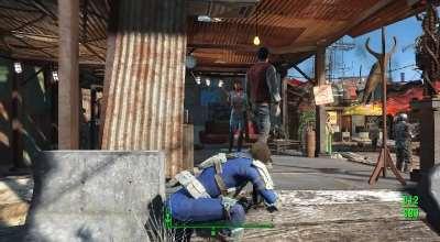 Fallout 4 — Улучшенное укрытие за объектами | Fallout 4 моды