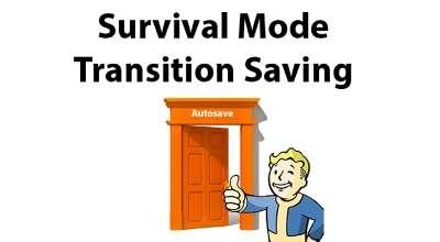 Fallout 4 — Автосохранение в режиме выживания | Fallout 4 моды