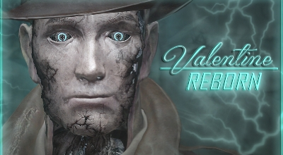 Fallout 4 — Перерождение Ника Валентайна | Fallout 4 моды