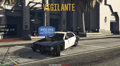 GTA 5 — Охота на преступников (Vigilante) | GTA 5 моды