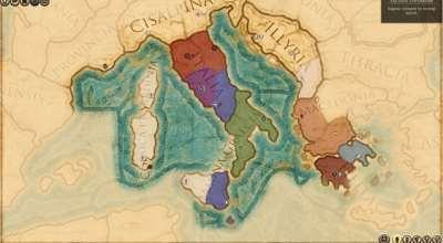 Total War : Rome 2 — Римские дома (кампания с новыми играбельными фракциями) | Total War: Rome 2 моды