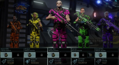 XCOM 2 — Авто-раскраска отрядов | XCOM 2 моды