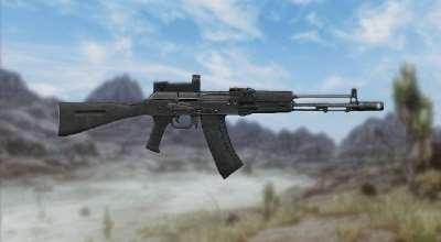 Fallout NV — AK-107 | Fallout New Vegas моды