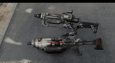 Fallout 4 — Новый вид Штурмовой винтовки | Fallout 4 моды