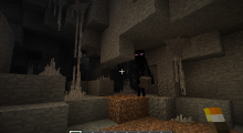 Minecraft — Wild Caves / Улучшенные пещеры | Minecraft моды