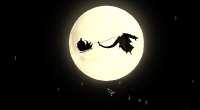 Skyrim — Новогодний реплейсер главного меню