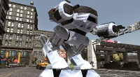 GTA 4 — Робот ED-209 из первого РобоКопа | GTA 4 моды