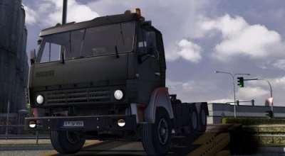 ETS 2 — КАМАЗ-5410 | ETS2 моды