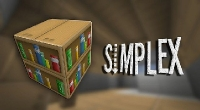 Minecraft 1.7.x — Текстуры Simplex | Minecraft моды