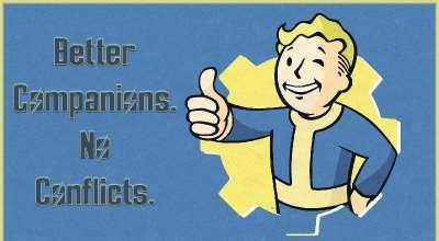 Fallout 4 — Комбинированный чит для компаньонов | Fallout 4 моды