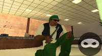 GTA San Andreas — Штык-нож  M9 (из CS:GO) | GTA San Andreas моды
