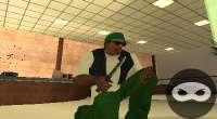 GTA San Andreas — Штык-нож  M9 (из CS:GO)   GTA San Andreas моды