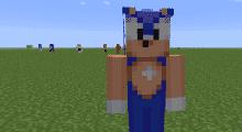 Minecraft — Sonic The Hedgehog для 1.7.10/1.7.2/1.6.4/1.5.2 | Minecraft моды