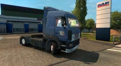 ETS 2 — МАЗ-5440 А8 | ETS2 моды