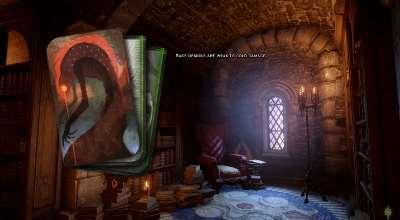 DA: Inquisition — Замена загрузочного Экрана в Скайхолде | Dragon Age моды