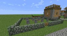 Minecraft — Gravestone для 1.7.10/1.7.2/1.6.4/1.5.2