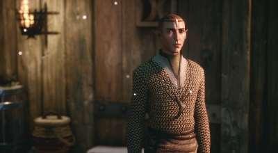 DA: Inquisition — Реплейсер Соласа | Dragon Age моды