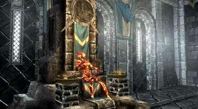 Skyrim — Огненный Атронах. Новая игровая раса | Skyrim моды