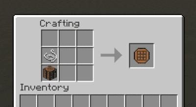 Minecraft — Portable Craft Bench/Портативный верстак 1.8/1.7.10 | Minecraft моды