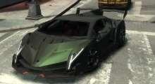 GTA IV — Lamborghini Veneno | GTA 4 моды