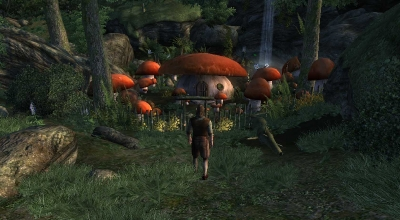 Oblivion — Дом-гриб | Oblivion моды