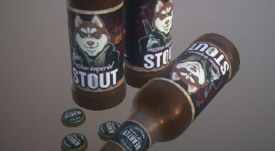 Fallout 4 — Пиво STOUT | Fallout 4 моды