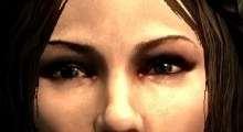 Skyrim — Нормальные человечьи глаза Сераны | Skyrim моды