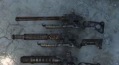 Fallout 4 — Винтовка Гатлинга | Fallout 4 моды