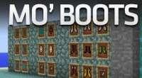 Minecraft — Больше новой обуви для 1.7.10/1.7.2 | Minecraft моды