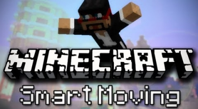 Minecraft — Smart Moving для 1.8.9/1.7.10 | Minecraft моды