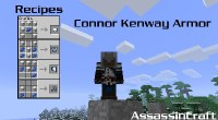 Minecraft — AssassinCraft / Новые предметы из Assassins Creed | Minecraft моды