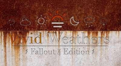 Fallout 4 — Глобальное изменение погоды | Fallout 4 моды