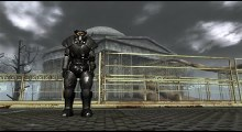 Fallout 3 — Классическая броня Анклава | Fallout 3 моды