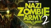 Анонс Sniper Elite: Nazi Zombie Army 2