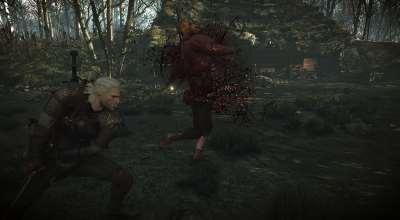The Witcher 3 — Больше Крови | The Witcher 3 моды