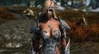 Skyrim — косметический ремонт Аелы | Skyrim моды