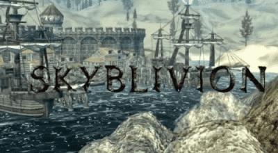 Skyblivion / Скайбливион | Skyrim моды