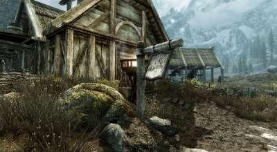 Skyrim — Ветреный Скайрим   Skyrim моды