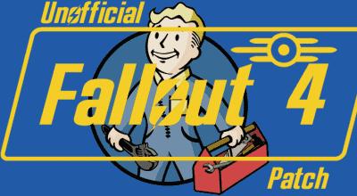 Fallout 4 — Неофициальный патч | Fallout 4 моды
