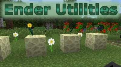 Minecraft — Ender Utilities | Minecraft моды