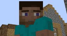 Minecraft — Animated Player / Анимированный персонаж | Minecraft моды