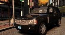 GTA 4 — Range Rover TDV8 Vogue | GTA 4 моды